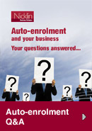 Auto-enrolment and your business Your questions answered