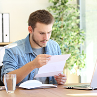 Taxpayers begin to receive simple assessment requests (PA302)