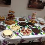 £250 for Macmillan is the icing on the cake at our coffee morning