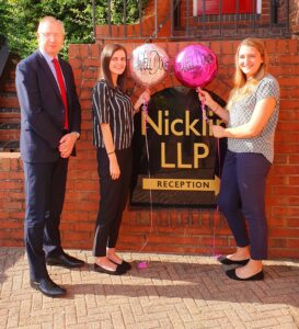 Nicklin LLP celebrates exam success!