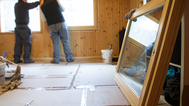 Renovated homes that have been empty for two years can qualify for a reduced rate of VAT