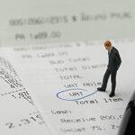 VAT receipts reach record level of £133 billion